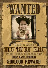 Western Wanted Poster Magdalene Project Org