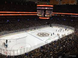 boston bruins seat view for td garden section 304