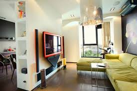 Design Of Living Room For Small Spaces With well Space Saving Modern  Interior Design Ideas Photos