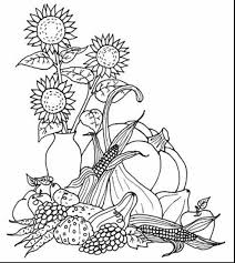 Small Picture amazing fall harvest coloring pages with fall coloring pages free