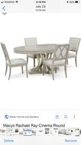 bliss studio design helen bernstein dining chairs