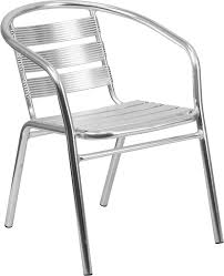 aluminum stackable patio chairs. Perfect Stackable Aluminum Patio Chairs With Simple  Brown Dining To Decor Aluminum Stackable Patio Chairs I