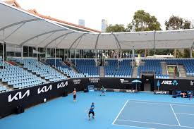 Melbourne lga, which includes the public housing towers located in north melbourne, now has 97 active cases as. Australia Puts 500 Tennis Players Staff Into Coronavirus Isolation