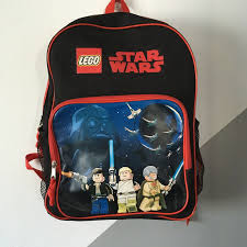 Lego Ninjago Movie LED Backpack Kai School Bag Back Pack With Glowing  Swords for sale online