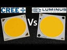 Best Cob Grow Light 2018 Cree Cxb3590 Vs Luminus Cxm32 Cob Test And Comparison