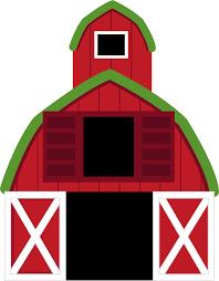 red barn clip art transparent. Fazenda - Minus Red Barn Clip Art Transparent