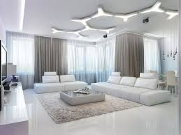 living room white living room with tracking light with sofa and soft carpet also short table beautiful white living room