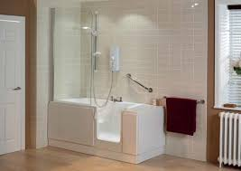 Small Bathroom With Walk In Shower Gnscl - Walk in shower small bathroom