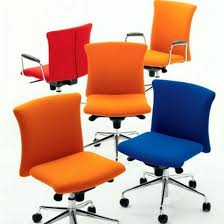 coloured office chairs.  Office Cream Colored Office Chair Chairs  Coloured To Coloured Office Chairs