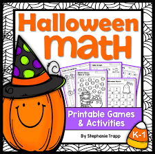 Fun Halloween Math Addition Worksheets The best worksheets image ...