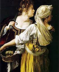 Judith décapitant Holopherne – Ogresse de Paris