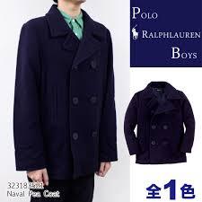 polo ralph lauren boys polo ralph lauren boys wool peacoat double workout navy mens naval pea coat 323183521