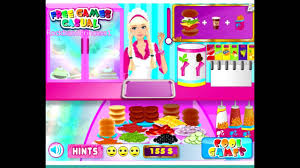 barbie fun cafe game cooking games barbie games to play free you