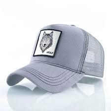 Fashion Snapback Trucker Hat For <b>Men Summer Breathable Mesh</b> ...