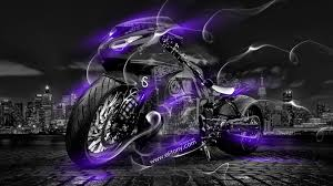 moto crystal city smoke bike