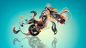 yamaha vmax fantasy tiger plastic bike