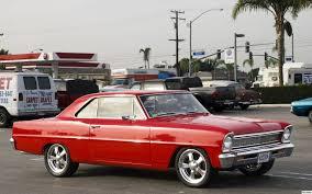 All Chevy chevy 2 : 1966 Chevrolet Chevy II Nova - red - fvr 2 - General Motors ...