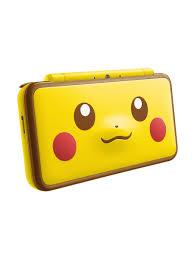 <b>Игровая Приставка New</b> Nintendo 2DS XL Pikachu Edition ...