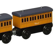 fisher thomas friends wooden railway annie and clarabel y4422 groupon