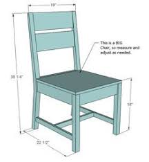 Image Kitchen Remodel Ana White Build Classic Chairs Made Simple Free And Easy Diy Project And Furniture Plans Pinterest Diy Farmhouse Kitchen Chairs Stepbystep Building Plans