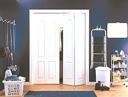White Bifold Closet Doors Lowes Folding Door Hardware Placement ...
