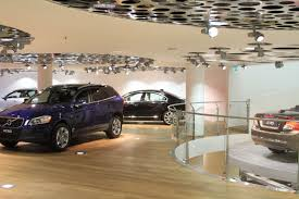 Dealership Showroom Design Ground Floor Volvo Cars Showroom Showroom Interior Design