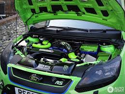 Ford Focus RS 2009 Mountune MP350 - 21 August 2013 - Autogespot