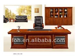 luxury office desk. super luxury office table executive ceo desk in woodfohsa2892 u