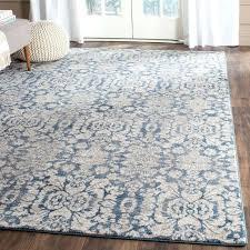 gray and white area rug sammo light blue