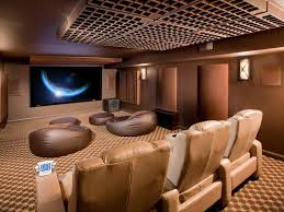 modern home theater. home decor, modern theater luxury designs comfortable chair with round table and e