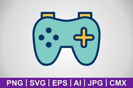 Video game controller svg in 2020   svg free … перевести эту страницу. 16 Controller Icon Designs Graphics