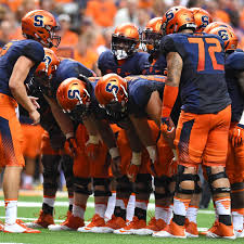 Syracuse Football Eric Dungey Starting At Qb Is Only Depth