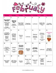 one week menu planner month of meals on a budget march 2015 meal plan with free