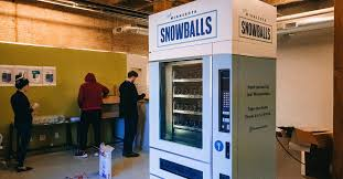 Vending Machines Mn New Minnesota Vending Machine Sells Super Bowl Fans Premade Snowballs