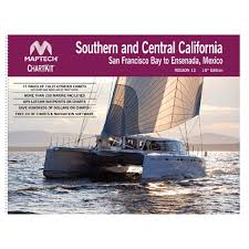 Chartkit Region 12 Southern And Central California Maptech