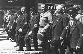 Resultado de imagen de Sociedad nacionalsocialista