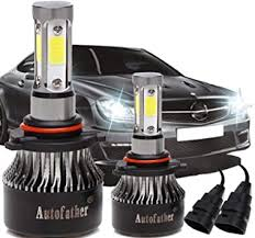 LED Headlight Bulbs 9005 HB3 H10 9145 9140 High ... - Amazon.com