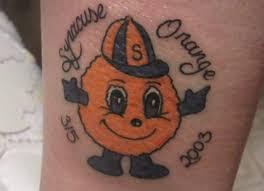 Syracuse Tattoos Storycusecom