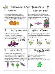 Math Brain Teasers Worksheets Awesome Free Puzzles Photos ...