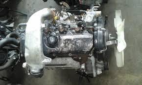 Toyota Hiace 3L 2.8TDi Engine   Junk Mail