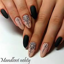Nehty Almond