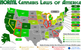 what states have legal medical marijuana