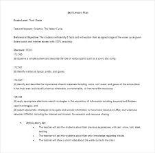 Free Teacher Lesson Plan Book Template Basic Word Hunter 6