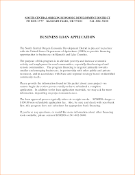 Application Letter In Business