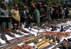 أفغانستان.. السلاح في يد الجميع   أفغانستان