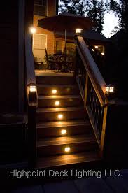 deck stair lighting ideas. deck lighting some family members should invest in this idea oflighting up their steps stair ideas i