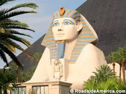 Vegas And Las Sphinx Nevada Luxor Pyramid qxCzYwRI