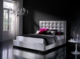 black and silver bedroom furniture. Luxurious Silver Bedroom Furniture For Enhancing The House Design: Elegant Black And I