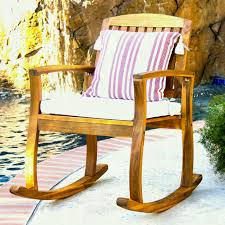 outdoor wooden rocking chair cushions wicker patio furniture cushion coversfortable lounge target