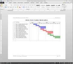Project Planning Timeline Project Planning Timeline Template Mp1000 1